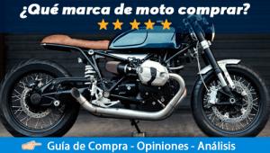 ¿Qué marca de motos es mejor?