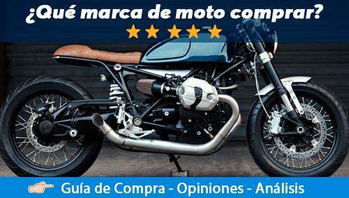 Las mejores marcas de motocicletas