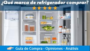 ¿Qué marca de refrigerador es mejor?