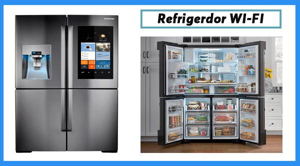 Refrigerador con WIFI