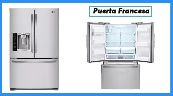 Refrigerador de Puerta Francesa
