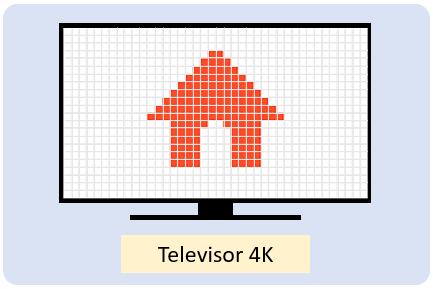 Televisor 4K - UltraHD