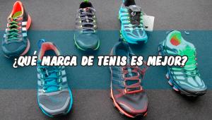 ¿Qué marca de tenis es mejor?