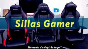 ¿Qué marca de sillas gamer es mejor?