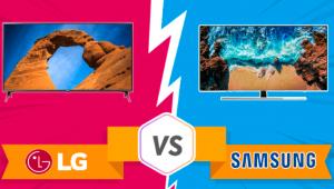 Samsung vs LG ¿Qué televisión es mejor?