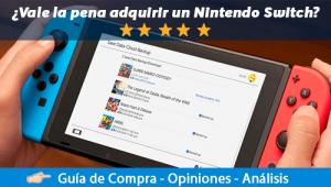 ¿Vale la pena comprar un Nintendo Switch?