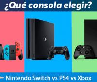 ¿Cuál es la mejor consola para videojuegos?