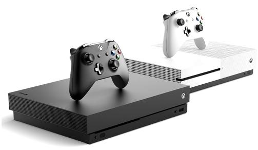 El mejor Xbox One X
