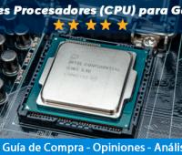 El Mejor Procesador (CPU) para Gaming 2019
