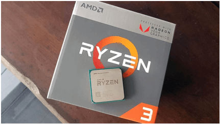 Ryzen 3 2200 Radeon